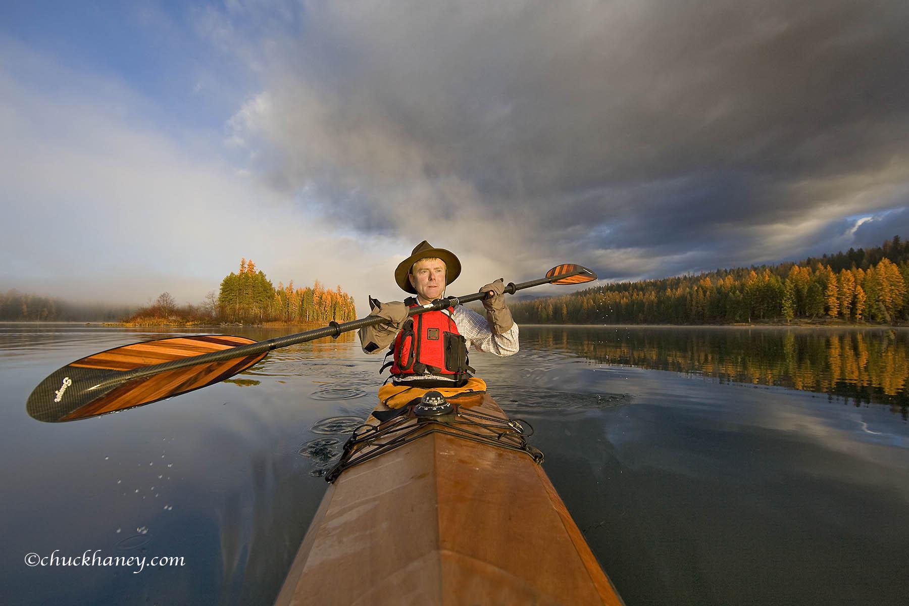 Stillwater Kayak © Chuck Haney