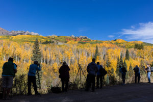 Colorado photography workshop