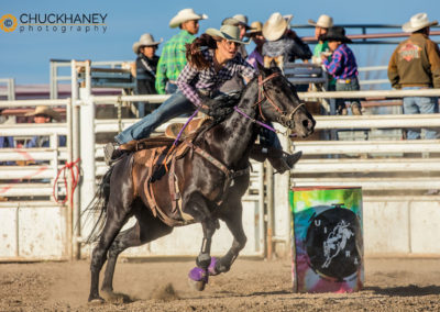 Barrel-Racing in Browning Montana