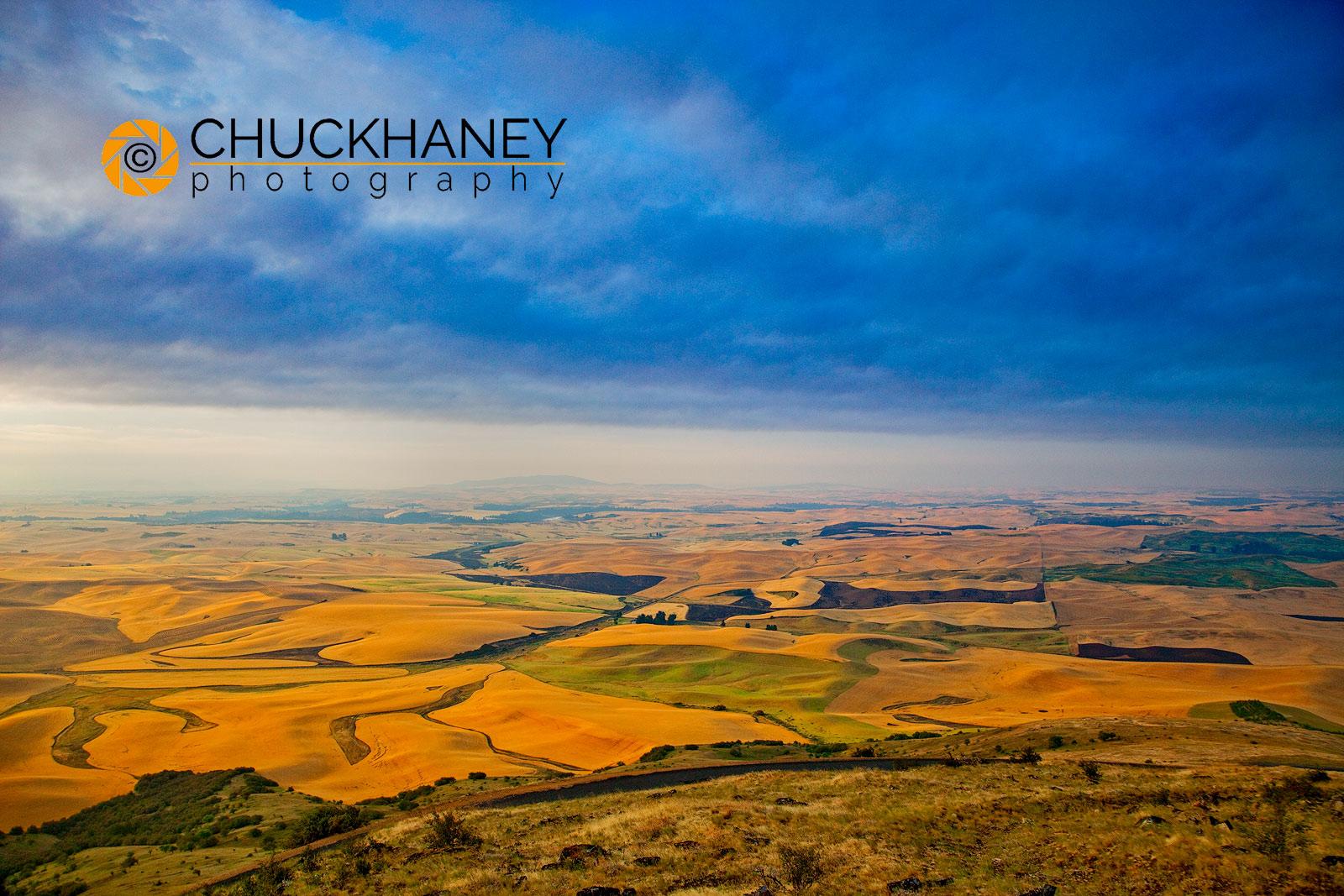 Crop duster - Chuck Haney Photo